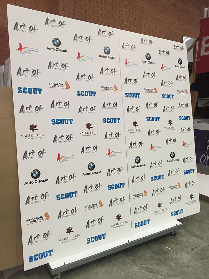 Event Signage by Spice Digital